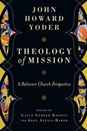 Theology of Mission eBook