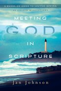 Meeting God in Scripture eBook