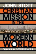 Christian Mission in the Modern World eBook