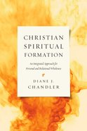 Christian Spiritual Formation eBook