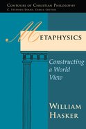 Metaphysics (Contours Of Christian Philosophy Series) eBook