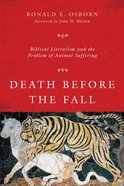 Death Before the Fall eBook