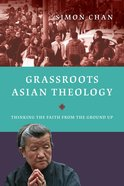 Grassroots Asian Theology eBook