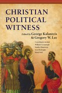 Christian Political Witness eBook