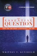 The Essential Question eBook
