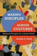 Making Disciples Across Cultures eBook