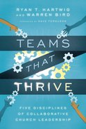 Teams That Thrive eBook