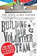 Building Your Volunteer Team eBook