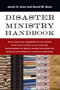 Disaster Ministry Handbook eBook