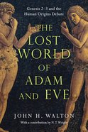 The Lost World of Adam and Eve eBook