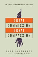 Great Commission, Great Compassion eBook