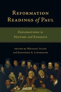 Reformation Readings of Paul eBook