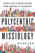 Polycentric Missiology eBook