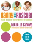 Nanny to the Rescue! eBook