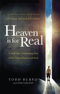 Heaven is For Real Movie Edition eBook