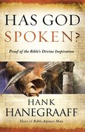 Has God Spoken? eBook