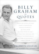 Billy Graham in Quotes eBook