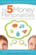 The Five Money Personalities eAudio