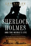 Sherlock Holmes and the Needle's Eye eBook