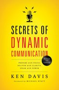 Secrets of Dynamic Communications eBook