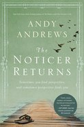 The Noticer Returns eAudio