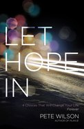 Let Hope in eAudio