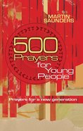 500 Prayers For Young People eBook