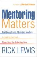Mentoring Matters eBook