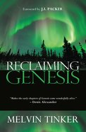 Reclaiming Genesis eBook
