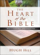 The Heart of the Bible eBook
