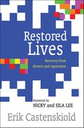 Restored Lives eBook