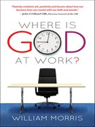 Where is God At Work? eBook