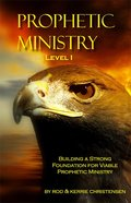 Prophetic Ministry (Level I) eBook