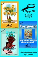 I Spy Gi Series 1 Group 1 (I Spy God Investigator Series) eBook