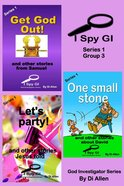 I Spy Gi Series 1 Group 3 (I Spy God Investigator Series) eBook