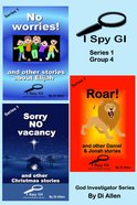 I Spy Gi Series 1 Group 4 (I Spy God Investigator Series) eBook