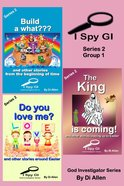 I Spy Gi Series 2 Group 1 (I Spy God Investigator Series) eBook