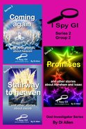 I Spy Gi Series 2 Group 2 (I Spy God Investigator Series) eBook