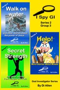 I Spy Gi Series 2 Group 3 (I Spy God Investigator Series) eBook