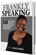 Frankly Speaking eBook