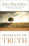 Moments of Truth eBook
