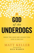 God of the Underdogs eAudio