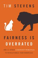 Fairness is Overrated eBook