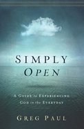 Simply Open eBook