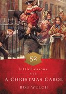 52 Little Lessons From a Christmas Carol eBook