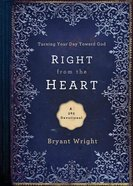 Right From the Heart eBook