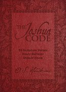 The Joshua Code: 52 Scripture Verses Every Believer Should Know eBook