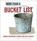 More Than a Bucket List eBook