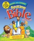 Read and Share Bedtime Bible and Devotional (Read And Share DVD Series) eBook