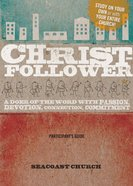 Christ Follower (Participant's Guide) (101 Questions About The Bible Kingstone Comics Series) eBook